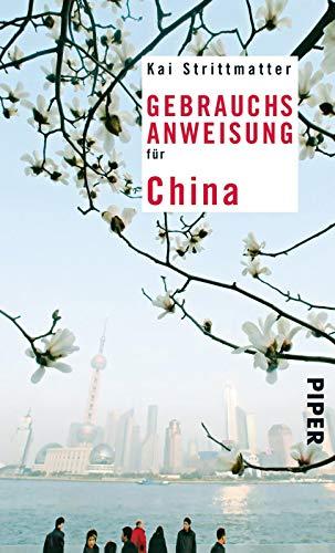 Gebrauchsanweisung für China: 11. aktualisierte Auflage 2017