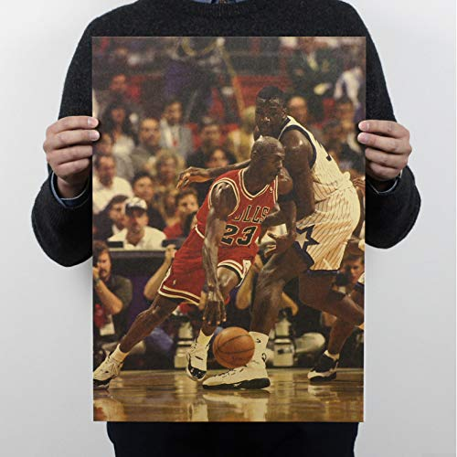 póster baloncesto fabricante KGIDK