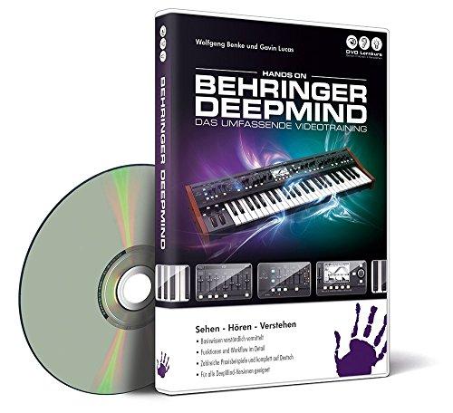 Preisvergleich Produktbild Behringer DeepMind Das umfassende Videotraining (PC+Mac+Tablet)