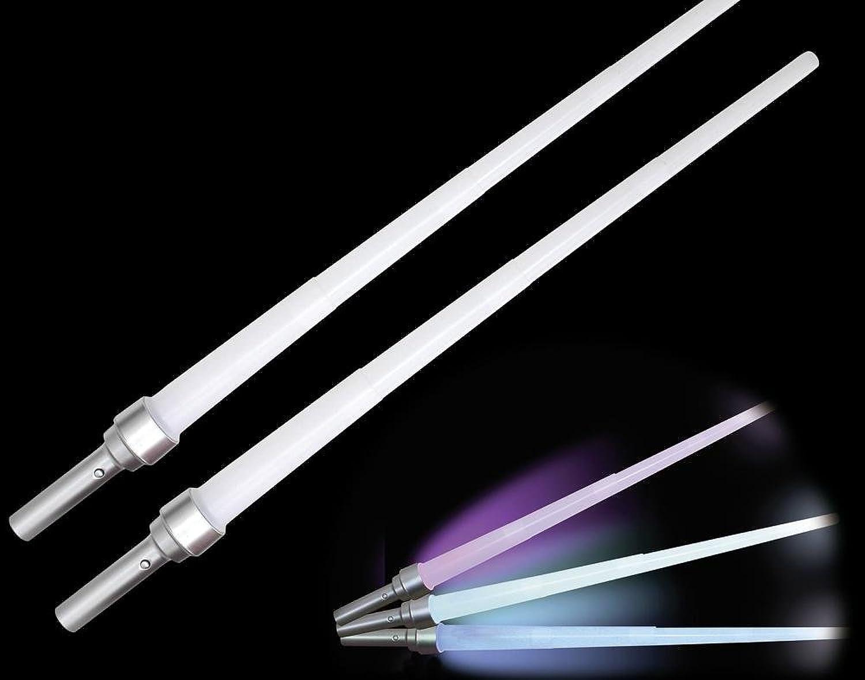 Lightsaber 2 Sets Lights up Cristall FX