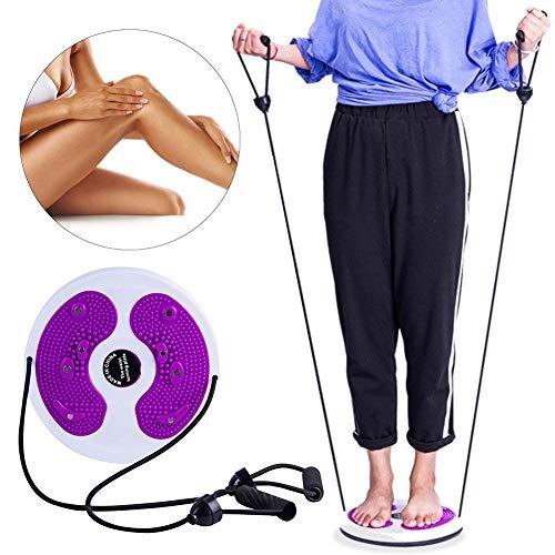 Twist Waist Torsion Disc Board, Slimming Twist Board, Body Fitness Twist Disc Attrezzature per Allenamento Fitness