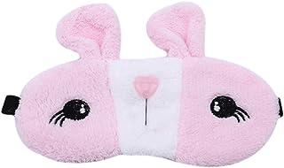 LALANG Relax Cute Sleeping Eye Masks Shade Cover Eye Care Tool(Pink)