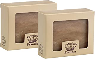 Fabulous Frannie Frankincense & Myrrh Essential Oil Herbal Soap Gift Set each made with Pure Essential Oils Frankincense, ...