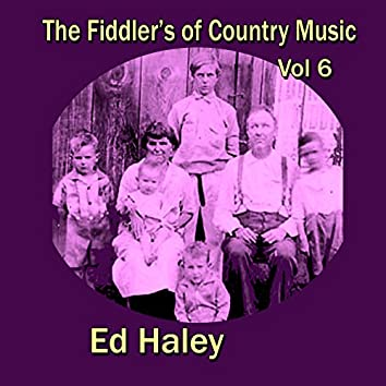 The Fiddler's of Country Music, Vol. 6