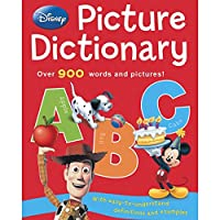 Disney - My Picture Dictionary