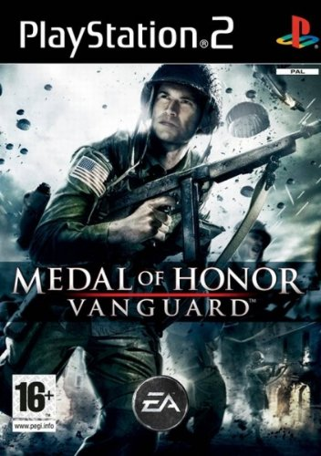 Electronic Arts Medal of honor vanguard, PS2