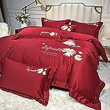 IKITOBI Hotel Quality Rich - Sábanas de cama (1,2 m)