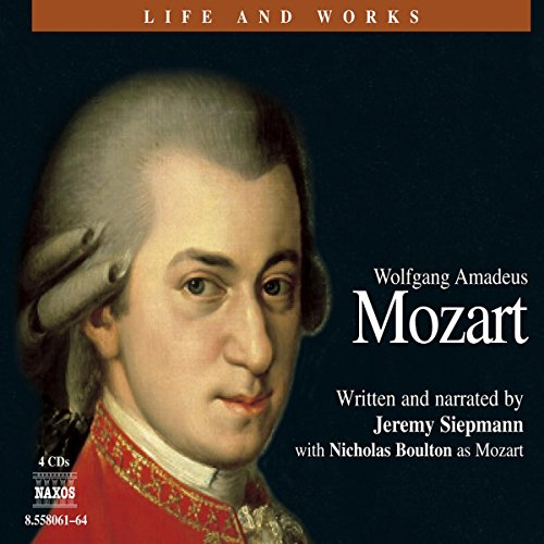 The Life and Works of Mozart audiobook cover art