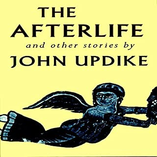 The Afterlife and Other Stories cover art