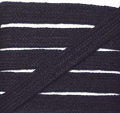 5 m Baumwollkordel/Hoodie Kordel 12 mm schwarz