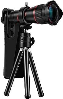 High Power Binoculars, Monocular Telescope, High Power HD Monocular with Smartphone Holder Tripod IPX7 Waterproof Monocula...