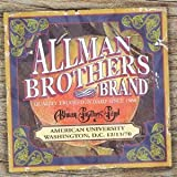 American University W.D.C. by Allman Brothers (2003-10-15)