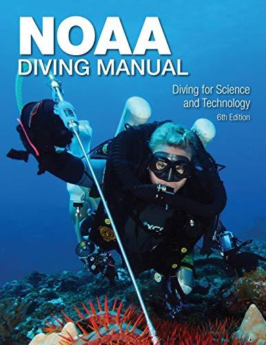 NOAA Diving Manual 6th Edition