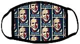George W Bush Costume Face Mask Political Comedy Parody Poster White