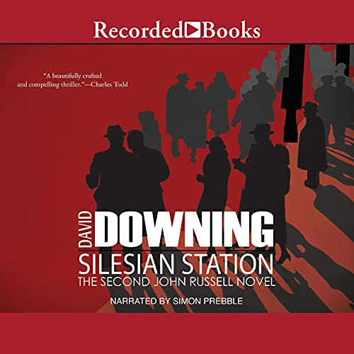 Silesian Station Audiobook By David Downing cover art