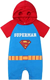 Dressystar Baby Boys Summer Romper One-Piece Jumpsuit Outfits Outfits Cosplay