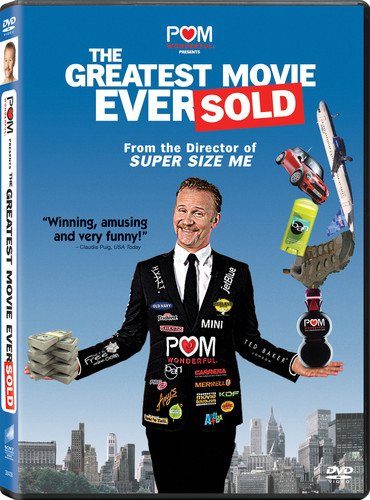 Pom Wonderful Presents: Greatest Movie Ever Sold [DVD] [Region 1] [NTSC] [US Import]