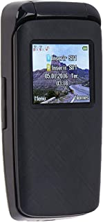 "Telefone Celular Flip Dual SIM FM Câmera Digital, DL YC330PRE, 32MB, 1.8"", Preto"
