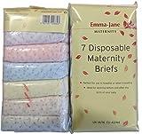 Emma Jane desechables Hospital Slip (14–16cm, 7unidades)