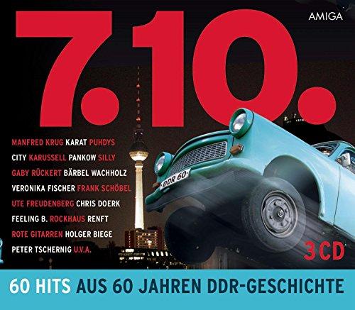 7.10. - 60 Hits aus 60 Jahren DDR Geschichte