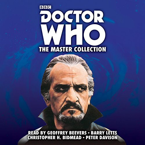 Doctor Who: The Master Collection audiobook cover art