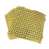 Modular Interlocking Cushion Tiles