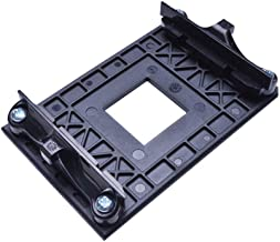Aimixin AM4 CPU Heatsink Bracket,Socket Retention Mounting Bracket for Hook-Type Air-Cooled or Partially Water-Cooled Radiators, AMD CPU Fan Bracket Base for AM4 (B350 X370 A320) (Black)