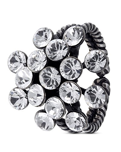KONPLOTT Ring Magic Fireball Messing
