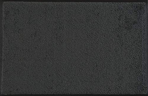 Wash+Dry - Alfombra Smokey Mount 40x60, Gris