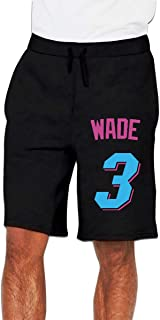 Men's Classic Thank You D-Wade 3 Relaxed Fit Perfect Comfort Short