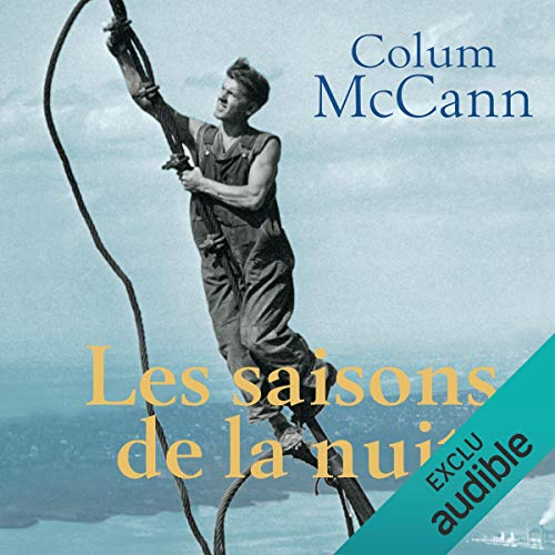 Les saisons de la nuit audiobook cover art