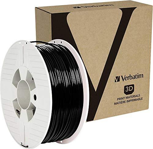 Verbatim 55060 Filament PETG 2.85mm Nero 1kg