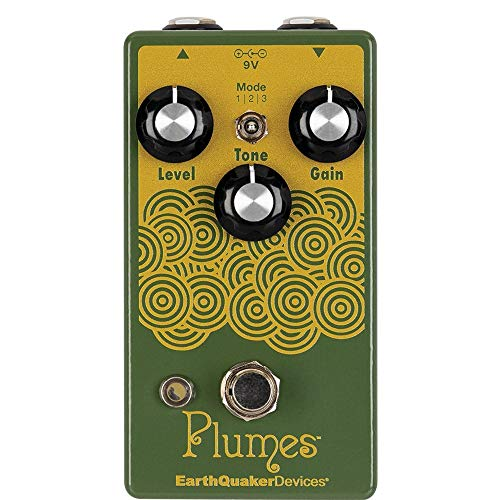 EQD Plumes Small Signal Shredder Overdrive Pedal