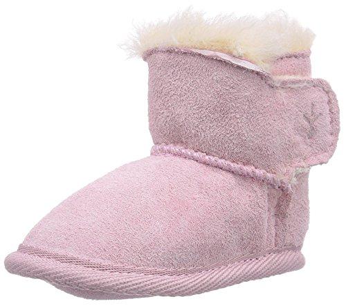 EMU Australia Baby Bootie, Boots bébé fille - Rose (Pink) 6-12 mois 16 EU