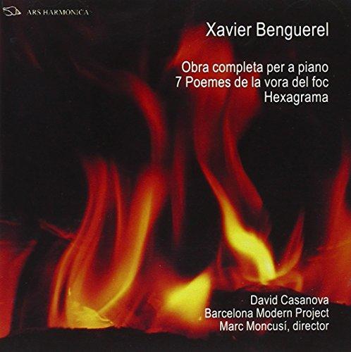 Xavier Benguere:Obra Completa Para P ; Casanova, Barcelona