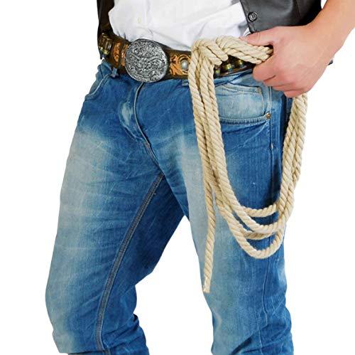 Fiestas Guirca Corde de Cow-Boy Lasso 430 cm
