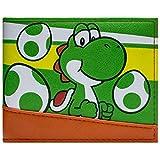 Cartera de Super Mario Yoshi con Huevos Verde