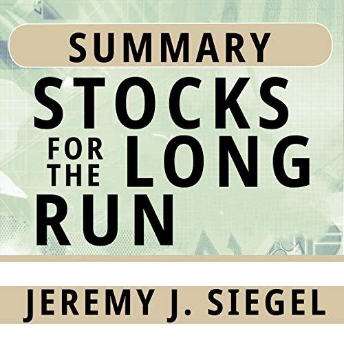 Summary: Stocks for the Long Run audiobook cover art