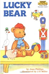 Lucky Bear (Step into Reading) Paperback