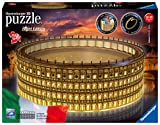 Ravensburger Colosseo Night Edition 3D Puzzle, Multicolore, 11148...