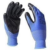 Handschuhe Gr. XL 10' Aqua Grip Nitril