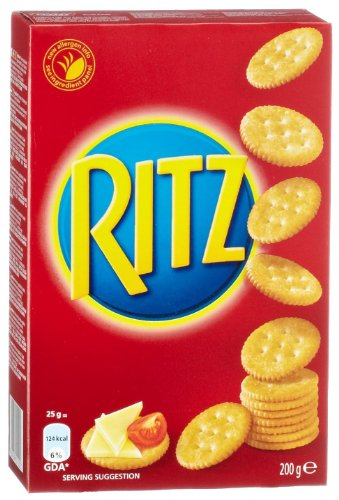 Ritz Cracker, 12er Pack (12 x 200g)