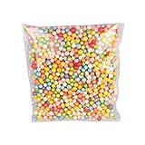 Slime Polystyrol-Styropor-Kugeln, farbig, Polystyrol-Schaumstoff, Mikro-Perlenfüller für...