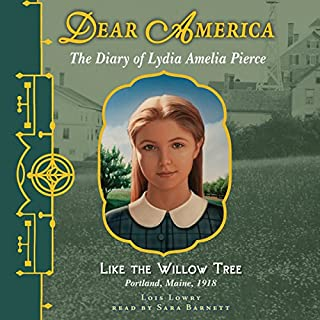 Dear America: Like the Willow Tree cover art
