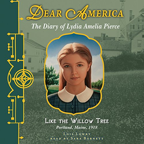 Dear America: Like the Willow Tree audiobook cover art