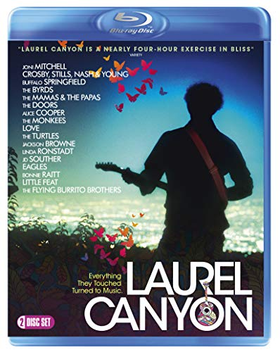 Laurel Canyon Blu-Ray