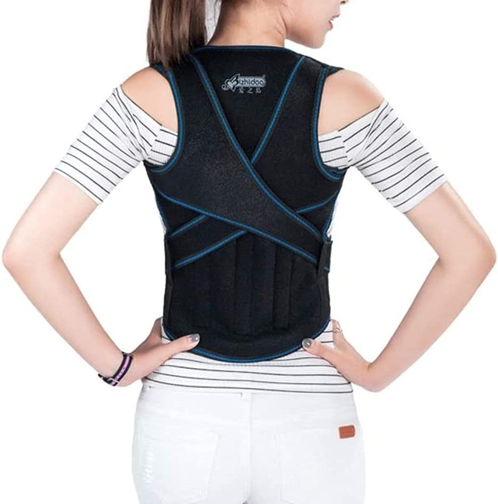 AIIOW Back Braces for Posture Pain Max 63% OFF Sh Easy-to-use Lower Correction