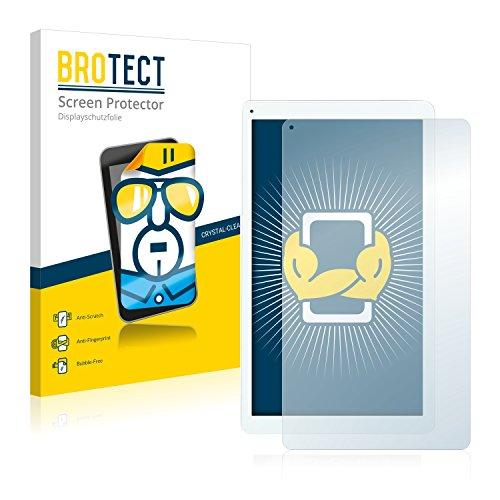 pellicola tablet mediacom 10.1 brotect Pellicola Protettiva Compatibile con Mediacom SmartPad 10.1 S2 M-MP1050S2 Pellicola Trasparente (2 Pezzi) Anti-Impronte