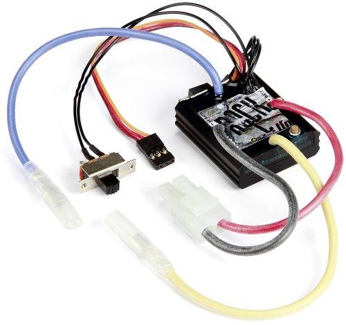 Carson 500906133 - Fahrregler TIO RockC 35 Turn