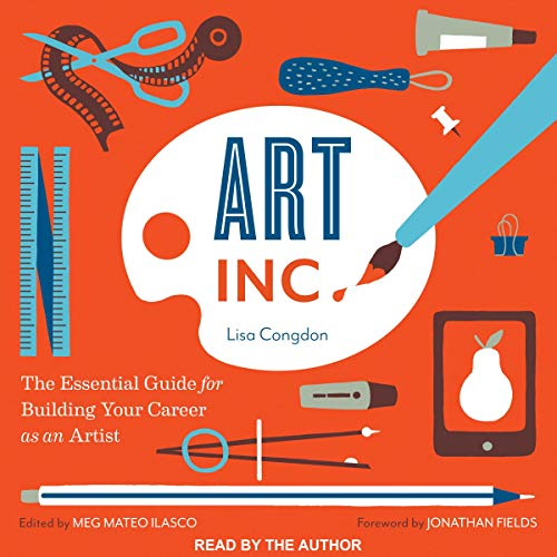 Art, Inc.  By  cover art